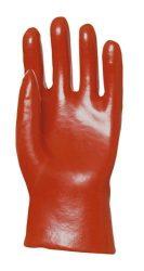 Védőkesztyű PVC 36 cm-es , 9-es 10-es méretben