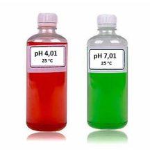 PH kalibráló oldat - pH puffer készlet 2x100ml
