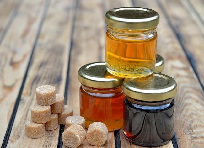 Fogyás mézzel