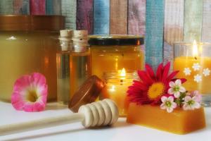 Méhpempős kozmetikai termékek apiterápiához